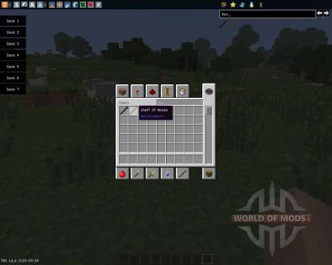 Moses [1.6.4] for Minecraft