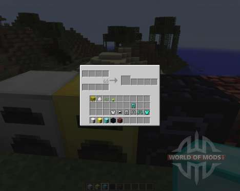 More Furnaces [1.7.2] for Minecraft