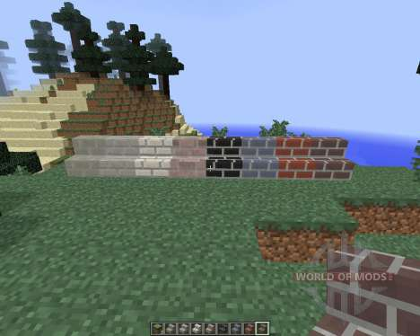More Materials [1.8] for Minecraft