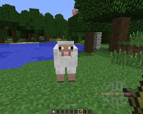 Lambchops  [1.6.4] for Minecraft