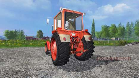 MTZ-80 v3.2 for Farming Simulator 2015