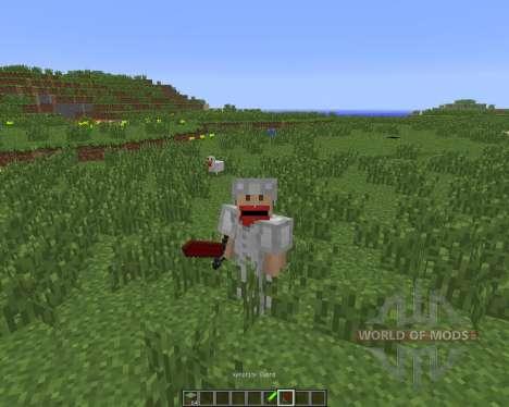 Xenorite [1.6.4] for Minecraft