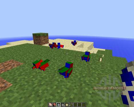 Birds for Minecraft