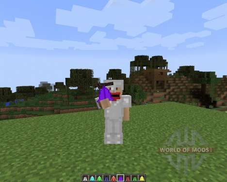 DaBells [1.7.2] for Minecraft
