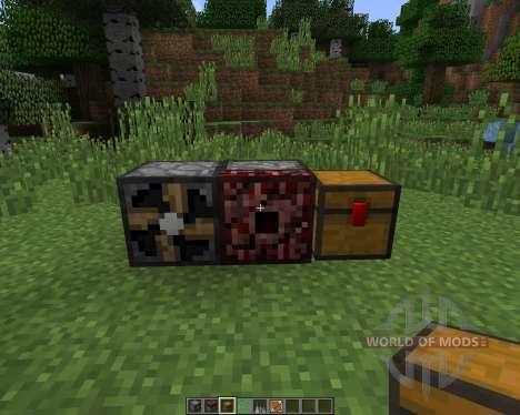 Trapcraft [1.7.2] for Minecraft