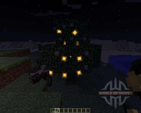 Fairy Lights [1.6.4] for Minecraft