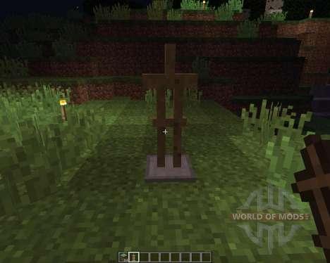 ShowArmsStand [1.8] for Minecraft
