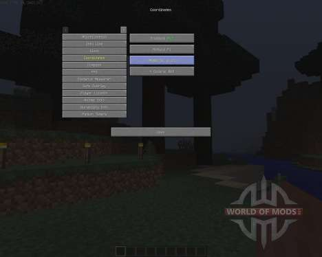 Zyins HUD [1.8] for Minecraft