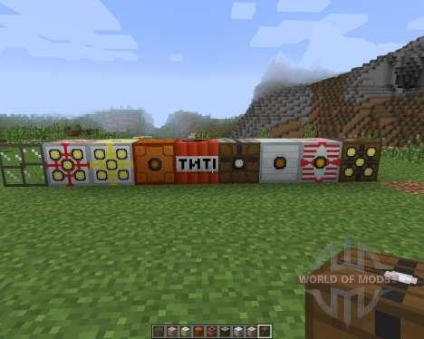 Industrial craft 2 для minecraft 1.7.2 - моды
