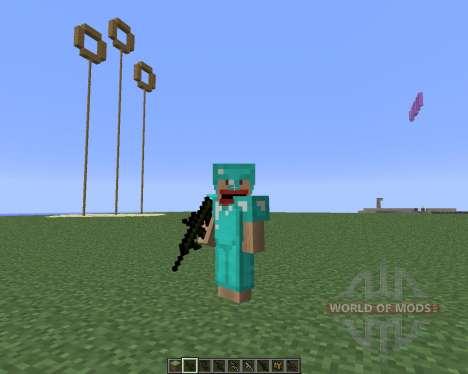 Ferullos Guns [1.5.2] for Minecraft