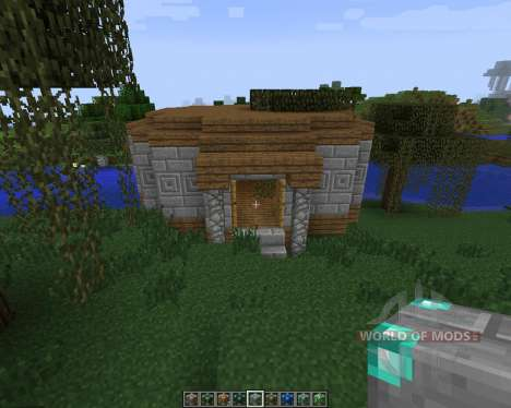 Insta House [1.7.2] for Minecraft