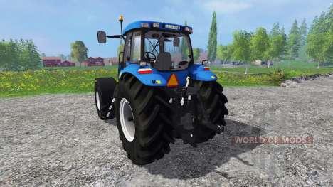 New Holland T8.020 v3.0 for Farming Simulator 2015
