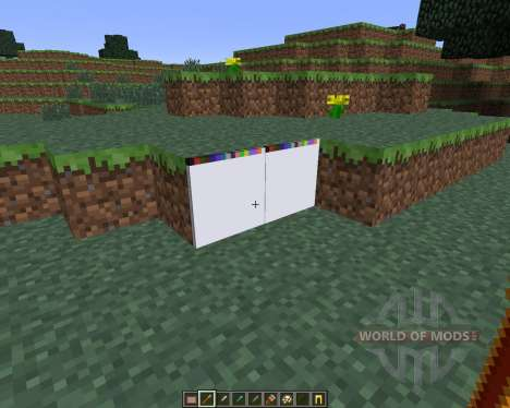 Mine Painter [1.6.4] for Minecraft
