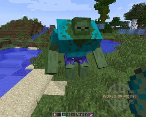 Mutant Creatures [1.7.2] for Minecraft