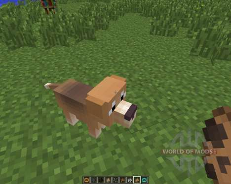 Copious Dogs [1.6.4] for Minecraft