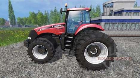 Case IH Magnum CVX 380 RowTrac v1.2 for Farming Simulator 2015