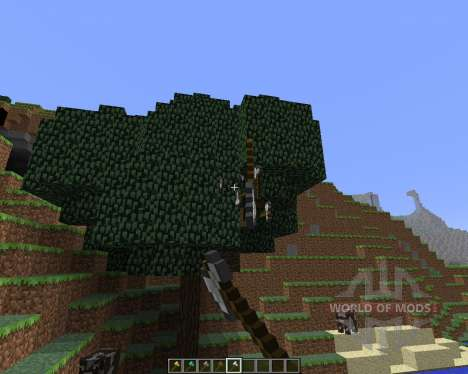 Tomahawk [1.6.4] for Minecraft