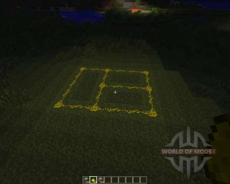 Glowstone Wire [1.6.4] for Minecraft