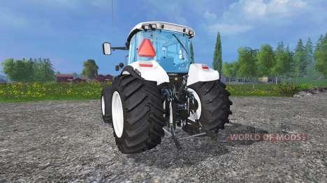Steyr Multi 4115 colours for Farming Simulator 2015