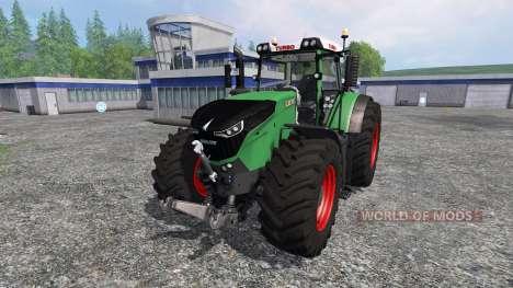 Fendt 1050 Vario v0.1 for Farming Simulator 2015