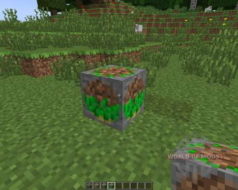 Underground Vegetation [1.7.10] for Minecraft