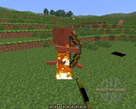 Kwasti Bust Monsters [1.6.4] for Minecraft