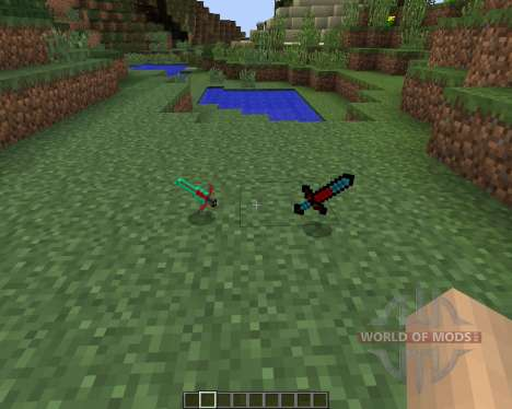 The Last Sword You Will Ever Need [1.7.2] for Minecraft