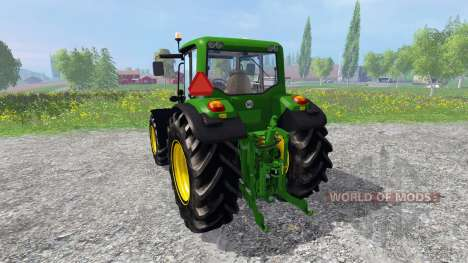 John Deere 6930 Premium FL v2.0 for Farming Simulator 2015