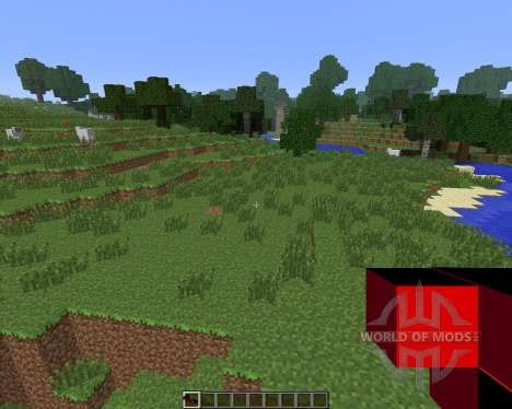 Explosion Gun [1.6.4] for Minecraft