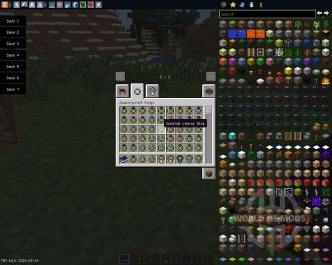 JewelryCraft [1.6.4] for Minecraft