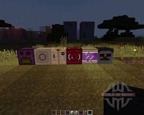 Mystical Epicarno Dimensions for Minecraft