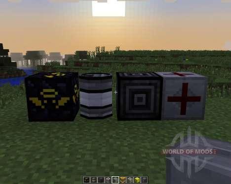 Extra Utilities [1.7.2] for Minecraft
