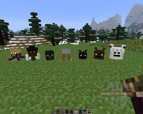 Project Zulu [1.6.4] for Minecraft