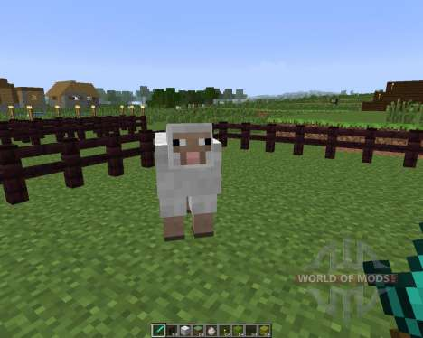 Lambchops [1.7.10] for Minecraft