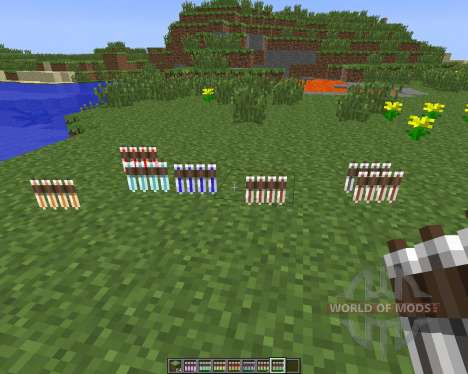 Potion Packs [1.6.4] for Minecraft