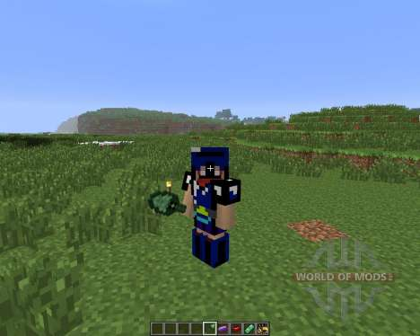 Monster Hunter Frontier [1.6.4] for Minecraft