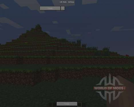 CJB Cheats [1.6.4] for Minecraft
