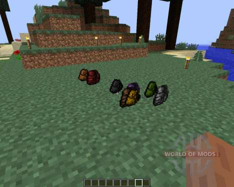 Backpacks [1.8] for Minecraft