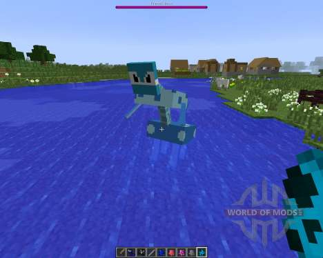 Over Crafted [1.7.10] for Minecraft