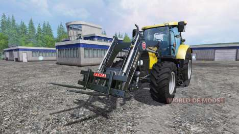 Case IH Puma CVX 160 Frontloader v2.0 for Farming Simulator 2015