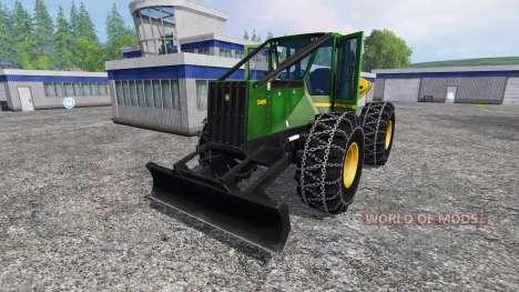John Deere 548H for Farming Simulator 2015