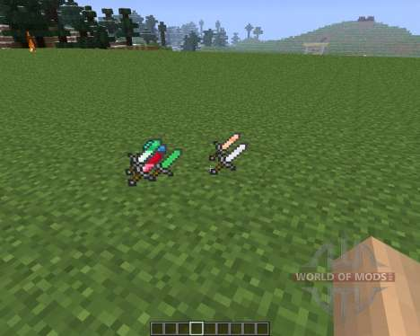 More Minecraft [1.6.4] for Minecraft