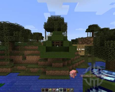 iHouse [1.7.2] for Minecraft