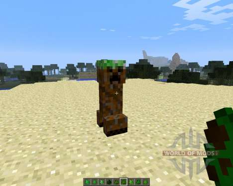 Elemental Creepers 2 [1.6.4] for Minecraft
