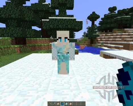 Disneys Frozen [1.6.4] for Minecraft