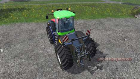 New Holland T9.560 Sundries for Farming Simulator 2015