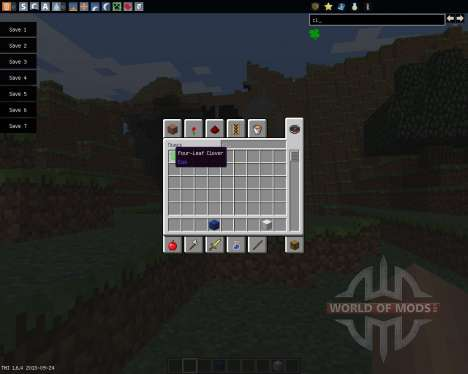 Magic Clover [1.6.4] for Minecraft