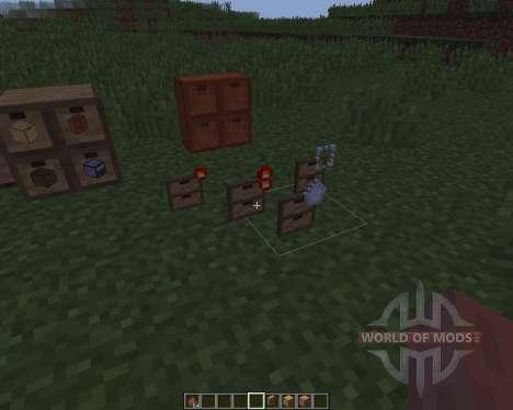 Storage Drawers [1.8] for Minecraft