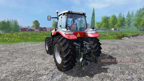 Case IH Magnum CVX 340 Silver Edition v1.0.2 for Farming Simulator 2015