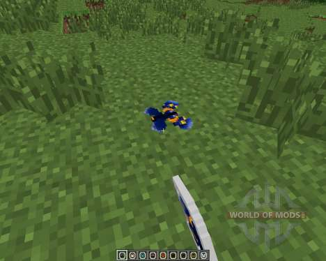 Butterfly Mania [1.6.4] for Minecraft